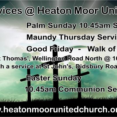 Heaton Moor easter 2019 (1)